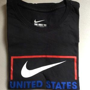 Nike US cotton tee